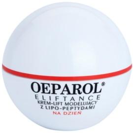 Oeparol Eliftance liftingový denní krém s lipo-peptidy pro normální až smíšenou pleť 50+  50 ml
