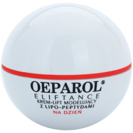 Oeparol Eliftance liftingový denní krém s lipo-peptidy pro suchou pleť 50+  50 ml