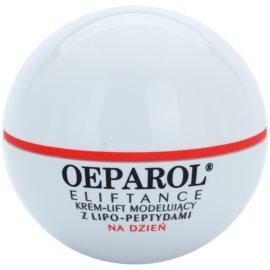 Oeparol Eliftance Lifting-Tagescreme mit Lipopeptiden für trockene Haut 50+  50 ml