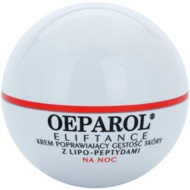 Oeparol Eliftance regenerační krém obnovující hutnost pleti s lipo-peptidy 50+  50 ml