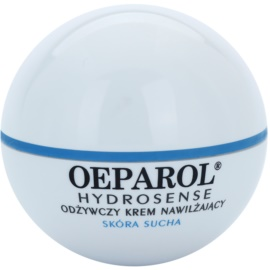 Oeparol Hydrosense výživný a hydratační krém pro suchou pleť  50 ml