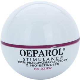 Oeparol Stimulance denný protivráskový krém s Pro-retinolom pre normálnu až zmiešanú pleť 40+  50 ml