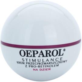 Oeparol Stimulance denní protivráskový krém s Pro-retinolem pro suchou pleť 40+  50 ml