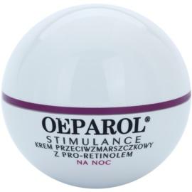 Oeparol Stimulance éjszakai ránctalanító krém Pro-retinol minden bőrtípusra 40+  50 ml