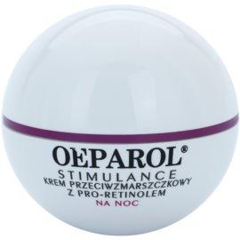 Oeparol Stimulance Anti-Falten-Nachtcreme mit Pro-Retinol für alle Hauttypen 40+  50 ml