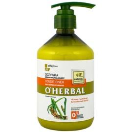 O'Herbal Acorus Calamus posilující kondicionér pro slabé vlasy  500 ml