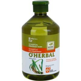 O'Herbal Acorus Calamus posilující šampon pro slabé vlasy  500 ml