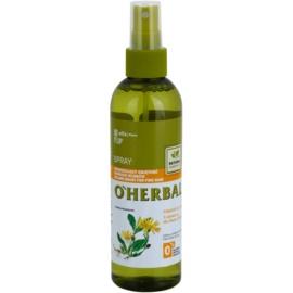 O'Herbal Arnica Montana spray volumoso para cabelo fino  200 ml