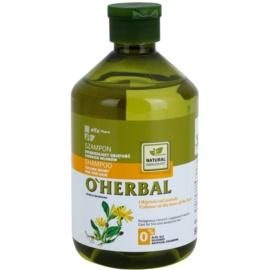 O'Herbal Arnica Montana champú para dar volumen para cabello fino  500 ml