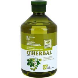 O'Herbal Humulus Lupulus шампоан  за неподдайна коса  500 мл.