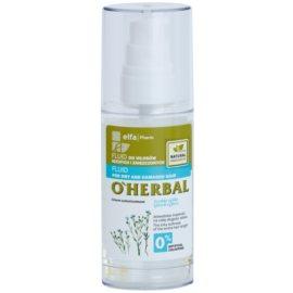 O'Herbal Linum Usitatissimum fluid pro suché a poškozené vlasy  50 ml