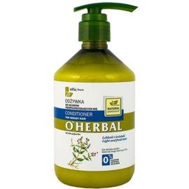O'Herbal Mentha Piperita condicionador para cabelo oleoso  500 ml