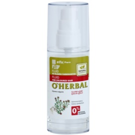O'Herbal Thymus Vulgaris ochranný fluid pro barvené vlasy  50 ml