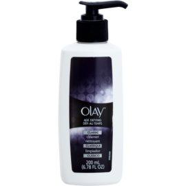 Olay Age Defying leche limpiadora para rostro  200 ml
