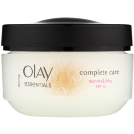 Olay Essentials Complete Care дневен крем  за нормална и суха кожа  50 мл.