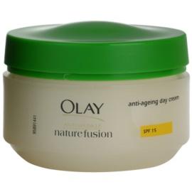 Olay Anti-Wrinkle Nature Fusion denní protivráskový krém SPF 15 SPF 15  50 ml