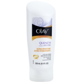 Olay Quench мляко за тяло  с масло от шеа  250 мл.