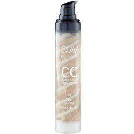 Olay Regenerist CC krém s protivráskovým účinkem SPF 15 odstín Lightest 50 ml