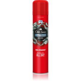 Old Spice Wolfthorn Deo-Spray für Herren 200 ml