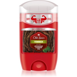 Old Spice Odour Blocker Timber antitraspirante per uomo 50 ml