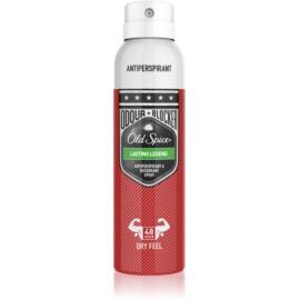 Old Spice Odour Blocker Lasting Legend antyprespirant dla mężczyzn 150 ml w sprayu