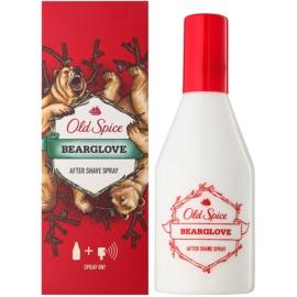 Old Spice Bearglove voda po holení pro muže 100 ml sprej