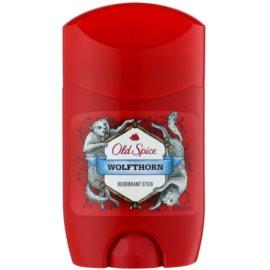 Old Spice Wolfthorn Deodorant Stick voor Mannen 50 ml