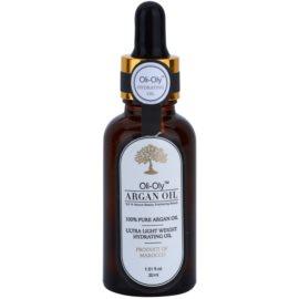 Oli-Oly Argan Oil arganový olej s regeneračním účinkem  30 ml
