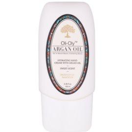 Oli-Oly Argan Oil feuchtigkeitsspendende Creme für die Hände  100 ml