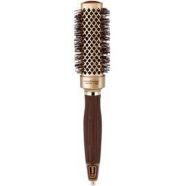 Olivia Garden NanoThermic Ceramic + Ion Shaper escova de cabelo NTS-30 (SHS30)