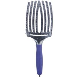 Olivia Garden Fingerbrush Ionic Bristles kartáč na vlasy