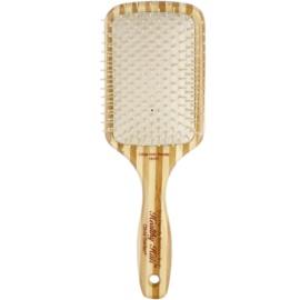 Olivia Garden Healthy Hair Ionic Paddle kartáč na vlasy