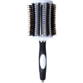 Olivia Garden ThermoActive Ionic Boar Combo szczotka do włosów średnia 65 mm