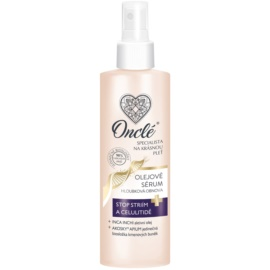 Onclé Woman Oil Serum Anti-Cellulite and Stretch Marks  200 ml