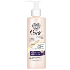 Onclé Woman Firming Body Balm Anti-Cellulite and Stretch Marks  200 ml