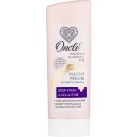 Onclé Woman Oil Scrub with Firming Effect  200 ml