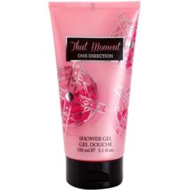 One Direction That Moment sprchový gel pro ženy 150 ml