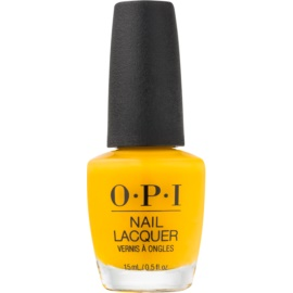 OPI Lisbon lakier do paznokci odcień Sun, Sea and Sand in My Pants 15 ml