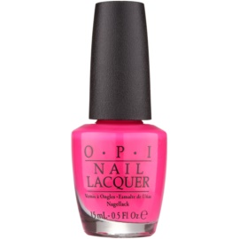 OPI Alice Trouhg the Looking Glass lak na nehty odstín Mad for Madness Sake 15 ml