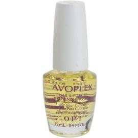 OPI Avoplex hranilno olje za nohte  15 ml
