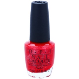 OPI Brazil Collection körömlakk árnyalat Love Athletes in Cleats 15 ml