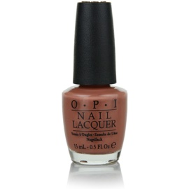 OPI Canadian Collection Nagellack Farbton Chocolate Moose 15 ml