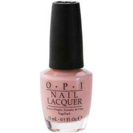 OPI Classic Collection lak na nehty odstín Privacy Please 15 ml