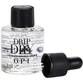 OPI Drip Dry gotas para secagem mais rápida de verniz  9 ml