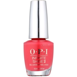 OPI Infinite Shine 2 lak na nehty odstín She´s a Bad Muffuletta! 15 ml