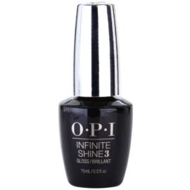 OPI Infinite Shine 3 vrchní lak na nehty pro dokonalou ochranu a intenzivní lesk  15 ml
