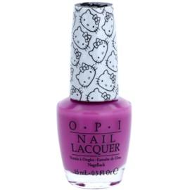 OPI Last Chance lac de unghii culoare Super Cute in Pink 15 ml