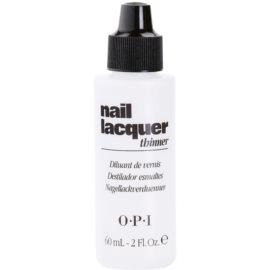 OPI Nail Lacquer Thinner ředidlo laku na nehty  60 ml