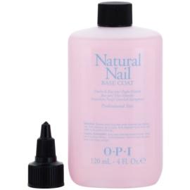 OPI Natural Nail Base Coat tekutá podkladová báze na nehty  120 ml