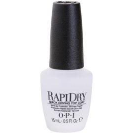 OPI Rapidry schnell trocknender Decklack für Nägel  15 ml